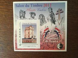 FRANCE 2012 CNEP CHATEAU DE VINCENNES 61 - CNEP
