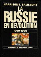 Harrison & Salisbury La Russie En Révolution - Histoire