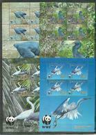 PENRHYN - MNH - Animals - Birds - WWF - Otros