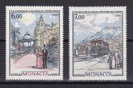 D219 / MONACO / LOT N° 1543/1544 NEUF** COTE 11.65€ - Collections, Lots & Séries