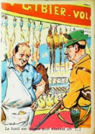 Illustration Paul Ordner  Humour  Chasse Chasseur Volallier Gibier Fusil  Faisan Sanglier - Ordner, P.
