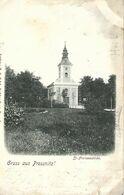 1900 - PROSTEJOV   Prossnitz , Gute Zustand, 2 Scan - Czech Republic