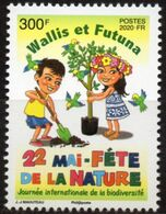 Wallis Et Futuna 2020 - Fête De La Nature, Biodiversité, Arbres - Neuf // Mnh - Wallis-Et-Futuna