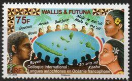 Wallis Et Futuna 2020 - Langues Autochtones En Océanie Fr - Neuf // Mnh - Wallis-Et-Futuna
