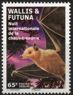 Wallis Et Futuna 2020 - Chauve-Souris - Neuf // Mnh - Wallis-Et-Futuna