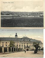 1914/18 - BRUNTAL , 2 Stk.  Gute Zustand, 2 Scan - Tsjechië