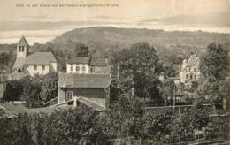 ARS SUR  MOSELLE Temple - Ars Sur Moselle