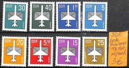 [832956]TB//**/Mnh-Allemagne  - DDR, Poste Aérienne, TB Lot **/mnh, Transports, Avions - Germany