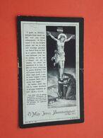Sidonie Delanghe - Decroix Geboren Te  Gheluwe 1843 En Overleden Wervick   1908     (2scans) - Religion & Esotérisme