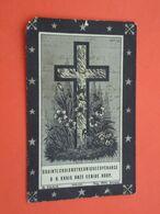 Marie Maertens - Tanghe Geboren Te  Gheluwe 1874 En Overleden   1904     (2scans) - Religion & Esotérisme