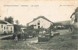 COUVREUX  Un Lavoir - Rouvroy