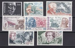 D219 / MONACO / LOT N° 1603/1610 NEUF** COTE 19.70€ - Collections, Lots & Séries