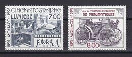 D219 / MONACO / LOT N° 1998/1999 NEUF** COTE 7.20€ - Collections, Lots & Séries