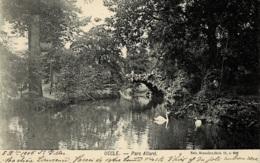 Uccle Parc Allard Circulée En 1906 - Uccle - Ukkel