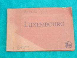 LUXEMBOURG VILLE - CARNET DE 10 PHOTOS ED NELS - - Luxemburg - Stadt