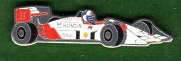 Pin's Auto Honda Marlboro Goodyear Eaf - F1