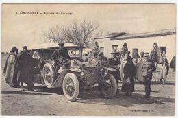 Algérie - Aïn-Ousera - Arrivés Du Courrier - Algerien