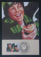 Australië 1987 Maximumkaarten Kinderen - Cartes-Maximum (CM)