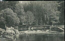 Han : La Lesse à La Sortie De La Grotte - écrite EPRAVE 18/07/1906 (étoiles - Rurale) - Rochefort