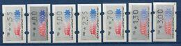 Israel - Timbres De Distributeurs - YT N° 2 ** - Neuf Sans Charnière - 1990 / 1991 - Franking Labels