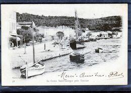 Saint-mandrier - Creux St-georges  ( édit. Levet ). - Saint-Mandrier-sur-Mer