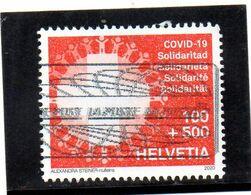 2020  Svizzera - Covid 19 - Zwitserland