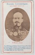 Cdv  Portrait Du Général Louis Jules Trochu Né En 1815 Au Palais Belle Isle Ile En Mer (56) élève De Saint Cyr - Oorlog, Militair
