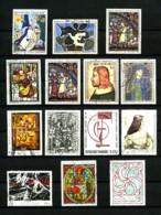FRANCE - TABLEAUX - Oblitérés - Environ 175 Timbres - Des Multiples - Très Beaux Dans L'ensemble - Sammlungen