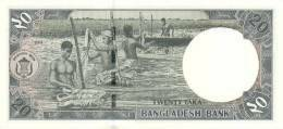 BANGLADESH P. 40c 20 T 2004 UNC - Bangladesh