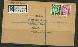 Ireland 1964 USED FDC - 1922-37 Stato Libero D'Irlanda