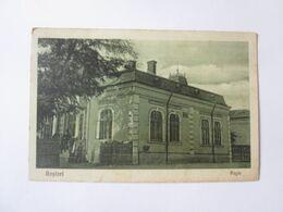Romania/Roșiori-Post Office/Poșta,1924 Mailed Postcard - Romania