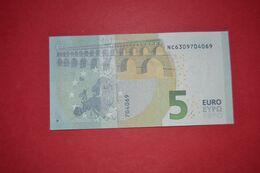 5 EURO Lagard - AUSTRIA AUTRICHE ÖSTERREICH - N020C6 - UNC - NEUF - NEW Bankfrisch - 5 Euro