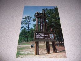 1970s TALL TIMBERS BAPTIST CONFERENCE CENTER, FOREST HILL, LOUISIANA VTG POSTCARD - Other