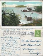 Postcard - USA - Redwood Highway - 1932 - Circulee - A1RR2 - Andere
