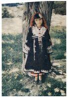 (M 15) Afghanistan - Youg Afghan Girl - Posted New Zealand No Stamp (Radio Station ?) - Afghanistan