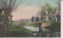 ALLEMAGNE SAXE ANHALT BERNBURG PARTIE AN DER RÖSE - Bernburg (Saale)