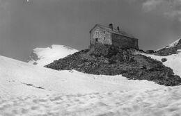Saas-Fee Britanniahütte Strahlhorn - VS Wallis