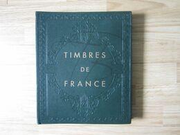 VEND ALBUM Y&T AVEC FEUILLES , FRANCE 1849 - 1976 , VERT !!! - Raccoglitori Con Fogli D'album