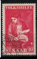 SARRE         N°  YVERT :   334   ( 7 )    OBLITERE       ( OB 8 / 53 ) - Used Stamps