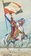 Chromos Persil - Les Porte-Drapeau De Napoléon - Mameluks De La Garde 1806 - Texte Au Dos - Chromo