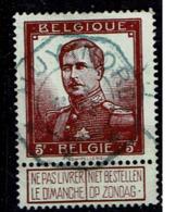 122  Obl  Oct. Bleue  Huy (Nord) - 1912 Pellens