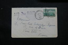 ETATS UNIS - Enveloppe De Philadelphia Pour La France En 1955 Par Avion - L 71534 - Briefe U. Dokumente