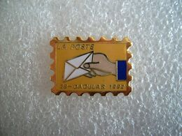 Pin's La Poste Daoulas - Finistère - Post