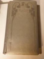 Album Ancien Pour Cartes Postales. Aspect Satiné Etat Correct. Dim. 36X25CM épaisseur 7cm - Books
