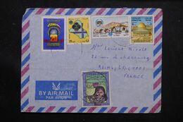 IRAQ - Enveloppe De Bagdad  Pour Paris - L 71563 - Irak