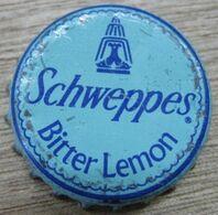 CAPSULE SCHWEPPES BITTER LEMON - Soda