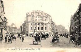 LONDON Pall Mall East - Altri