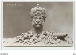 N°5923 - Guillaume II - Régal De Monstre - Squelettes - Mort - Satirical