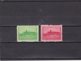 Cuba Nº 319 Al 320 - Unused Stamps