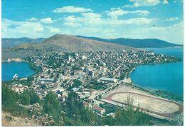 Stadion,Stadium,Le Stade,stade De Football,football Stadium. Kastoria - Greece - Stadiums